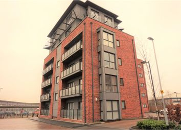 Thumbnail 2 bed flat for sale in Cable Place, Leeds