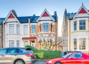 Thumbnail 5 bed end terrace house for sale in Keslake Road, London