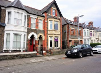 Thumbnail 5 bedroom terraced house for sale in Montgomery Street, Cardiff