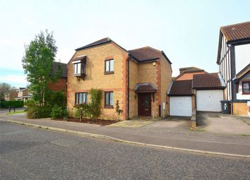 Thumbnail 4 bed detached house for sale in Byfield Road, Papworth Everard, Cambridge