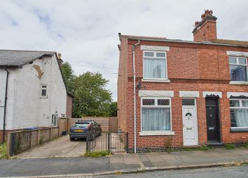 Thumbnail 3 bed end terrace house for sale in Edward Street, Hinckley