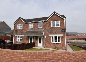 Thumbnail 3 bed semi-detached house for sale in 1 Llys Walters, Neath