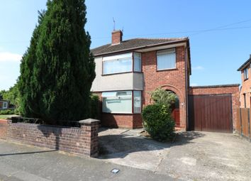 Thumbnail 3 bed semi-detached house for sale in Maple Grove, Whitby, Ellesmere Port
