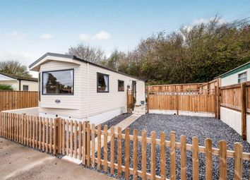 Thumbnail 2 bed mobile/park home for sale in Westcombe Park, Torquay Road, Newton Abbot