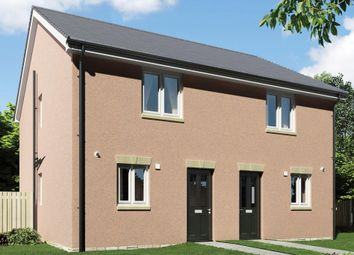 "Thumbnail 2 bed terraced house for sale in ""The Andrew Mid Terraced"" at Mayshade Road, Loanhead"