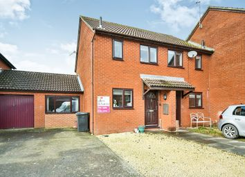 Thumbnail 2 bed terraced house for sale in Chandlers Close, All Cannings, Devizes