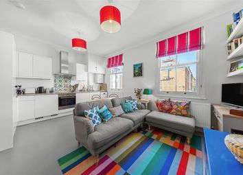 Thumbnail 1 bedroom flat for sale in Overstone Road, London