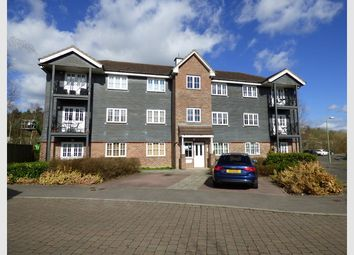 Thumbnail 2 bedroom flat for sale in Worldham House, Twyford Close, Fleet, Hampshire