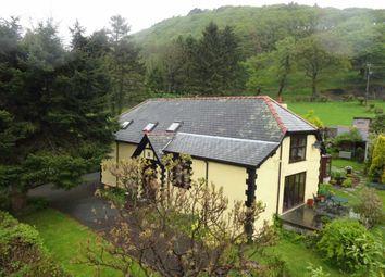Thumbnail 5 bed detached house for sale in Isybryn, Uwchygarreg, Machynlleth, Powys