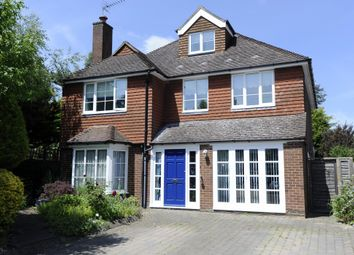 Thumbnail 5 bedroom detached house to rent in Ennismore Avenue, Guildford