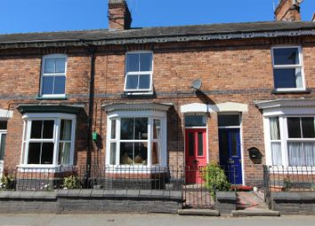 Thumbnail 3 bed terraced house to rent in Mill Street, Wem, Shropshire