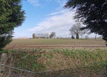Thumbnail Land for sale in South-Eau Bank, Throckenholt, Spalding