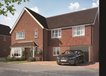 Thumbnail 4 bed detached house for sale in The Felstead, Sycamore Gardens, Ewell