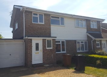 Thumbnail 3 bed property to rent in Barton Close, Charlton, Andover