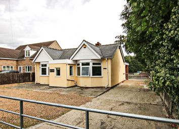 Thumbnail 3 bed detached bungalow for sale in Fordham Road, Newmarket