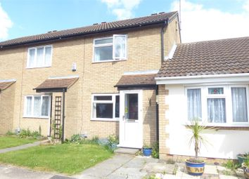 Thumbnail 2 bed property for sale in Fensome Drive, Houghton Regis, Dunstable