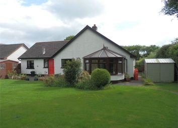 Thumbnail 3 bed detached bungalow for sale in Awel Y Mynydd, Maesymeillion, Llandysul