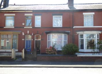 Thumbnail 4 bedroom terraced house to rent in Ainsworth Road, Bury