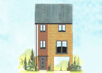 "Thumbnail 3 bed town house for sale in ""The Brunton"" at St. Aloysius View, Hebburn"