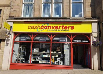Thumbnail Retail premises for sale in Lint Riggs, Falkirk