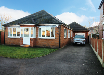 Thumbnail 3 bed detached bungalow for sale in Nursery Road, Sheffield, South Yorkshire