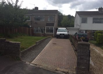 Thumbnail 3 bedroom semi-detached house for sale in Yr Ysfa, Maesteg