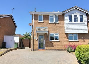 2 bed semi-detached house to rent in Forryans Close, Wigston LE18