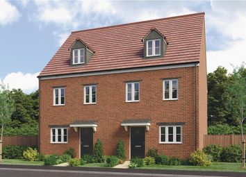 "Thumbnail 3 bed semi-detached house for sale in ""Hempton"" at Collins Drive, Bloxham, Banbury"