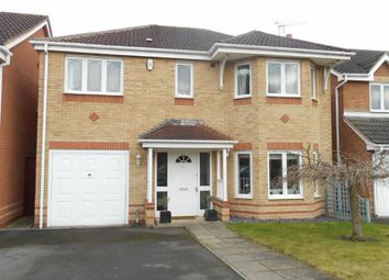 Thumbnail 4 bed detached house to rent in Old Station Close, Etwall, Derbyshire