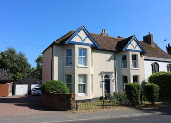 Thumbnail 4 bed semi-detached house for sale in St. Marys Place, High Street, Wingham, Canterbury