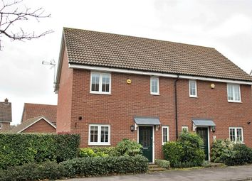 Thumbnail 3 bed semi-detached house for sale in Little Canfield, Dunmow, Essex