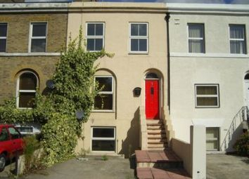 Thumbnail 4 bed terraced house to rent in Milton Road, Gravesend