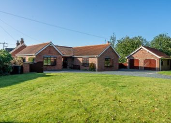 Thumbnail 3 bed detached bungalow for sale in Warthill, York
