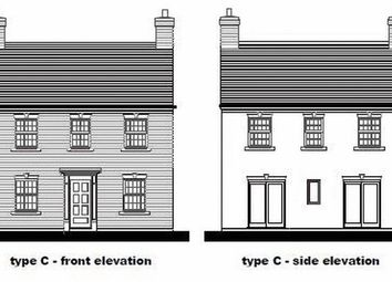 Thumbnail 3 bed detached house for sale in Burnthall, Court Street, Madeley, Telford
