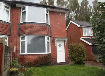 Thumbnail 2 bed semi-detached house to rent in Springfield Crescent, Blurton, Stoke-On-Trent, Staffordshire