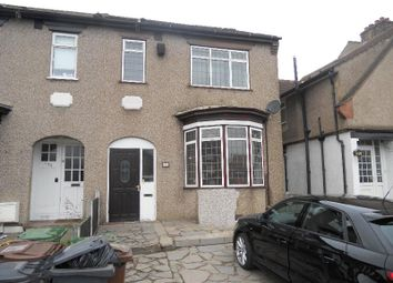 Thumbnail 3 bed semi-detached house to rent in Whalebone Lane South, Dagenham, Essex