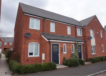 Thumbnail 2 bed semi-detached house for sale in Draybank Road, Altrincham