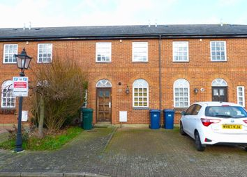 Thumbnail 2 bedroom terraced house for sale in Hamlet Square, Off The Vale, London