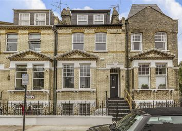 Thumbnail 3 bed flat for sale in Chesson Road, London
