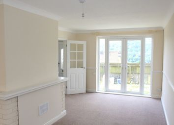 Thumbnail 2 bed semi-detached house to rent in Danygraig, Ystrad