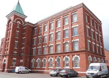 Thumbnail 2 bed flat for sale in 2 Waterloo Mill, Leek, Stoke-On-Trent