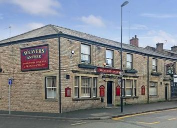 Thumbnail Pub/bar for sale in Weavers Answer, 74 Milnrow Road, Shaw, Oldham, Lancashire