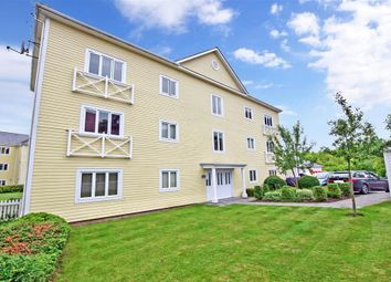 Thumbnail 1 bed flat for sale in Alisander Close, Holborough Lakes, Kent
