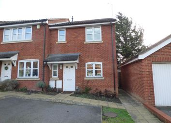 Thumbnail 2 bedroom property to rent in Orpington Close, Twyford, Reading