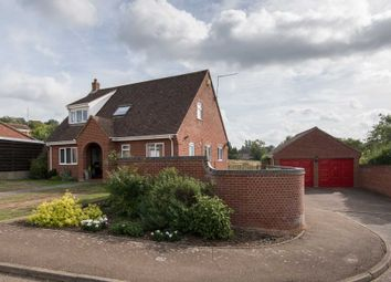 Thumbnail 4 bed property for sale in Nursery Lane, Old Costessey, Norwich