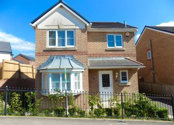 Thumbnail 3 bed detached house for sale in The Meadows, Coed Ely, Tonyrefail, Porth