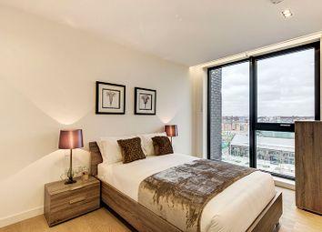 Thumbnail 1 bed flat for sale in Handyside Street, London