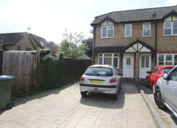 Thumbnail 2 bedroom end terrace house for sale in Bracklesham Close, Southampton