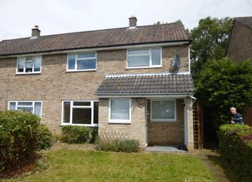 Thumbnail 3 bedroom semi-detached house to rent in Coolidge Gardens, Cottenham, Cambridge