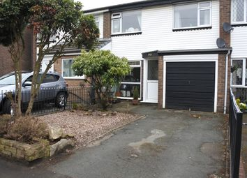 Thumbnail 3 bed terraced house for sale in Church Road, Flixton Village, Manchester